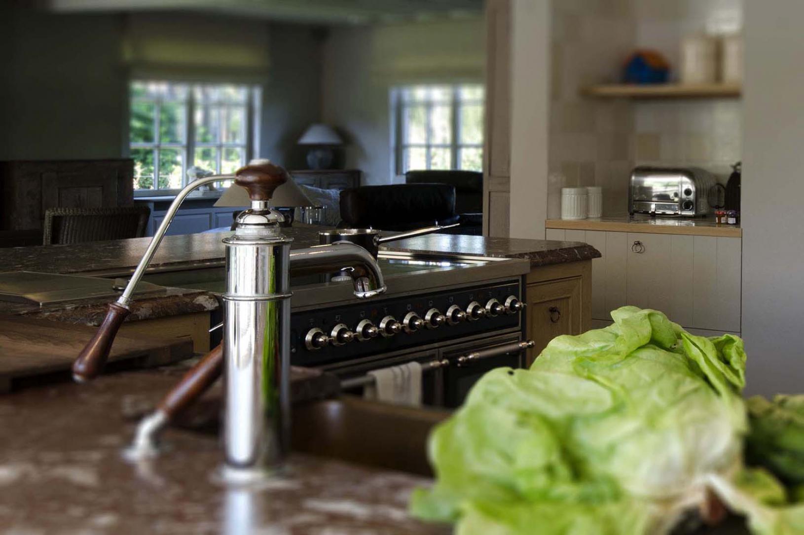 Interieurvormgeving Vantornout schrijnwerk - keuken op maat